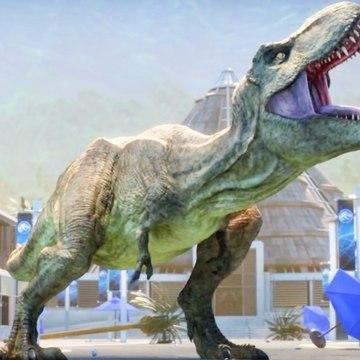 Jurassic World Krita-lägret Säsong 2