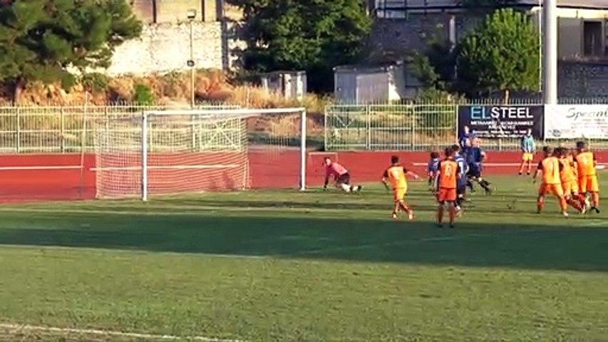 Α.Ο. Χαλκίς-Ευβοϊκός Γουβών 3-0