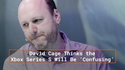 David Cage On This New Xbox