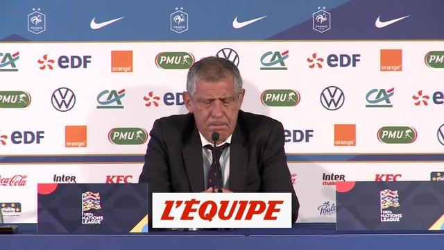 « On n'était pas là pour marquer des buts » - Foot - Ligue des nations