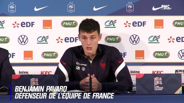 """France - Portugal : """"Un bon système"""", Pavard déjà emballé par le 442 losange"""