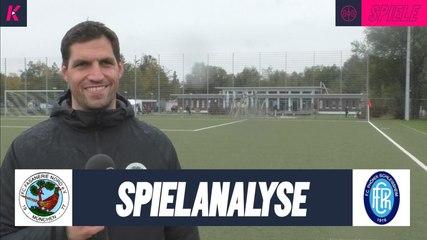 Spielanalyse | FC Fasanerie Nord - FC Phönix Schleißheim (Kreisklasse 2)