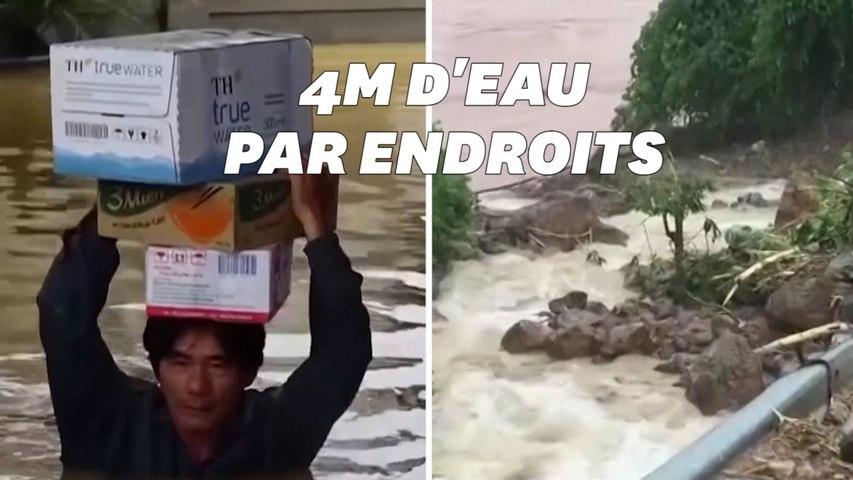 Les inondations monstres au Vietnam ont fait au moins 17 morts