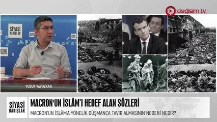 Macron'un İslâm'ı Hedef Alan Sözleri | Çavuşoğlu'nun Azerbaycan Ziyareti | KKTC'de Hükümetin Düşmesi | GATA Başhekim Yardımcısının Açıklamaları
