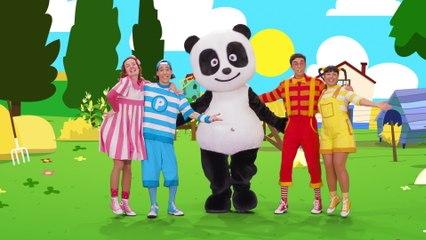 Panda e Os Caricas - A Galinha Patareca