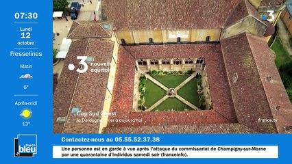 La matinale de France Bleu Creuse du 12/10/2020