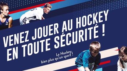 Nos acteurs et actrices du hockey français vous invitent sur le terrain !