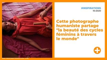 """Cette photographe humaniste partage """"la beauté des cycles féminins à travers le monde"""""""