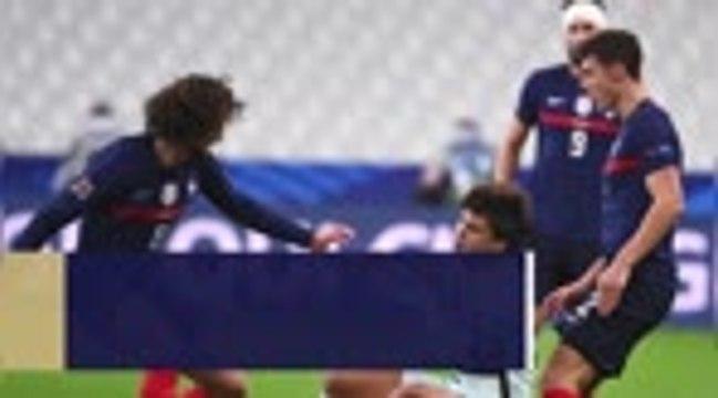 Ligue des Nations - Retour en chiffres sur France-Portugal