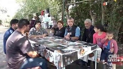 CNN TÜRK ekibi Terter'de sivillerle konuştu | Video