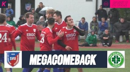 Megacomeback im Lokalderby | SV Untermenzing - TSV Allach 09 (Kreisliga 1)