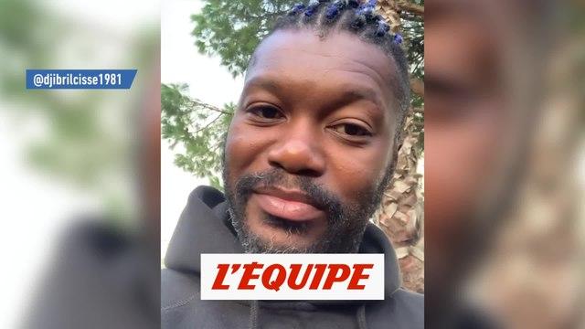 Djibril Cissé rejoint la chaîne L'Equipe - Foot - Médias