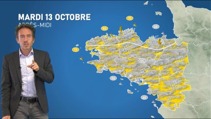 Illustration de l'actualité La météo de votre mardi 13 octobre 2020