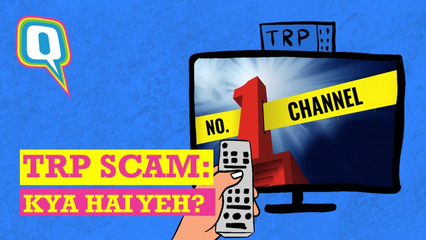 THE TRP SCAM - The latest Ghotala on the block