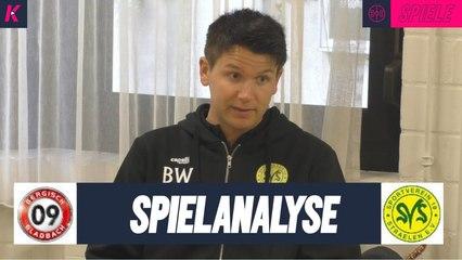 Die Spielanalyse | SV Bergisch Gladbach - SV Straelen (Regionalliga West)