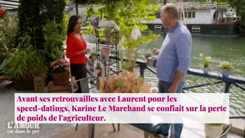 """L'amour est dans le pré 2020 : Laurent aminci de 7 kilos, il a été """"très malade"""""""