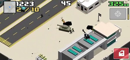 Smashy Road: Wanted 2 | KEEP THAT TANK | Unlocked New Missions