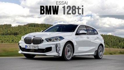 Essai BMW 128ti (2020) sur le Nürburgring