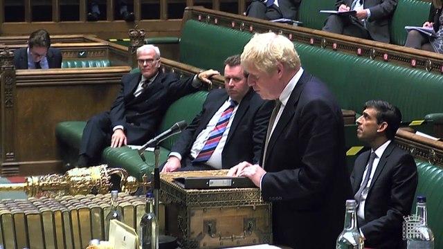 Boris Johnson announces new three-tier system of local Covid-19 lockdowns in England