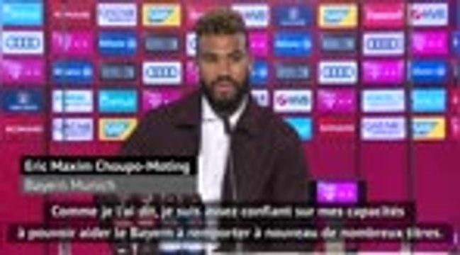 """LdC - Choupo-Moting : """"Le Bayern était mon favori lors de la dernière Ligue des Champions"""""""