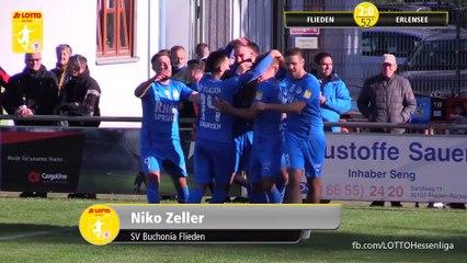 Hessenliga-Torshow zum 9. Spieltag