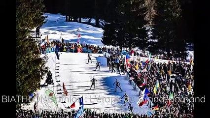 Biathlon : L'étape du Grand-Bornand annulée pour la saison 2020-2021