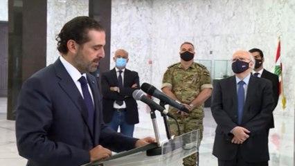 لبنان: الحريري يتواصل مع الكتل السياسية اللبنانية للتأكد من التزامها  بالمبادرة الفرنسية