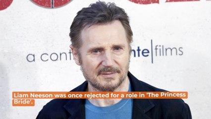 Liam Neeson's Rejection