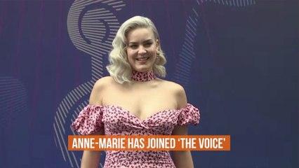 Anne-Marie's New Gig