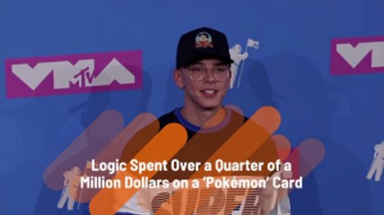 Logic Is Crazy About Card Collecting