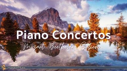 Various Artists - Classical Music - Piano Concertos