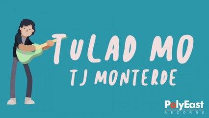 TJ Monterde - Tulad Mo - (Official Lyric)