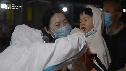 China to test Qingdao's 9 million people in 5 days