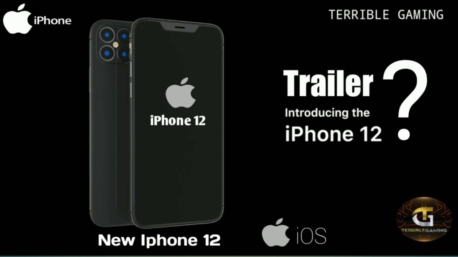 Iphone 12 Trailer || Iphone 12