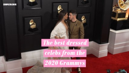 The best dressed celebs from the 2020 Grammys