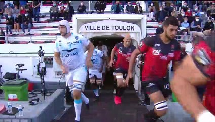TOULON v MONTPELLIER - MATCHDAY 4