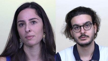 """""""Le Covid-19, ça n'arrive pas qu'aux autres""""   Le Speech d'Élodie et Hugues, 22 ans"""