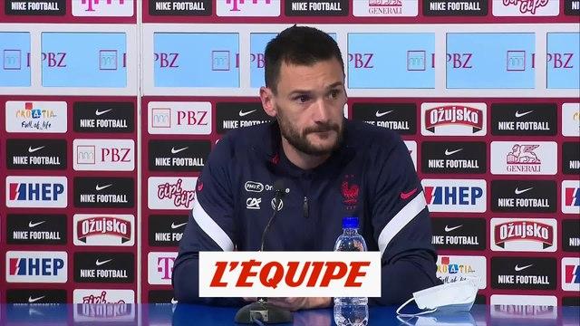 Lloris : «Tout est réuni pour un grand match» - Foot - Ligue des nations - Bleus