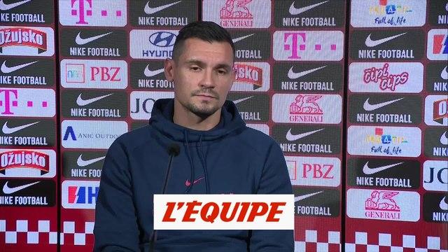 Lovren : « Si c'est pas Giroud, c'est Mbappé » - Foot - Ligue des nations - Croatie