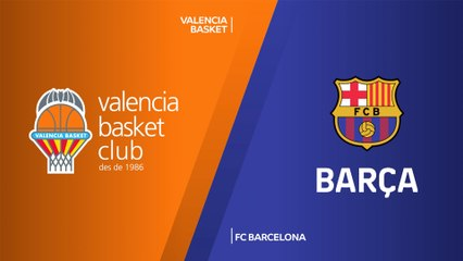 EuroLeague 2020-21 Highlights Regular Season Round 3 video: Valencia 66-71 Barcelona