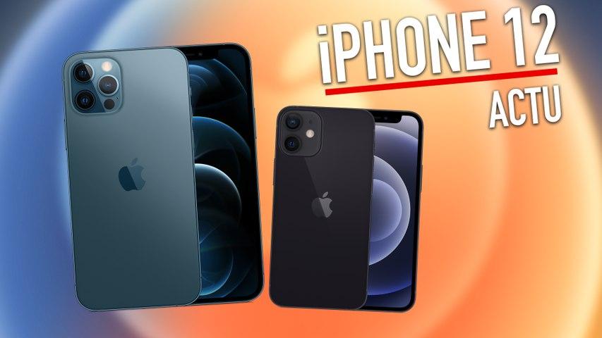 On vous dit tout sur les nouveaux iPhone 12 !