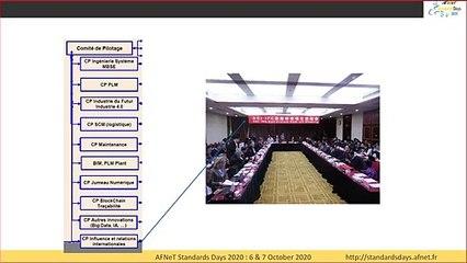 10ème Webinaire « AFNeT Standards Days » le 24/09/2020 à 18H sur le BIM