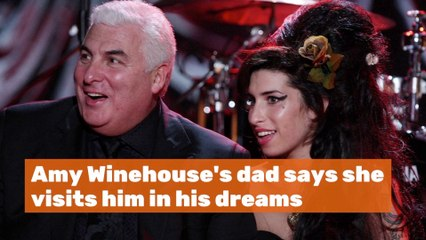 Amy Winehouse's Dad Years Later