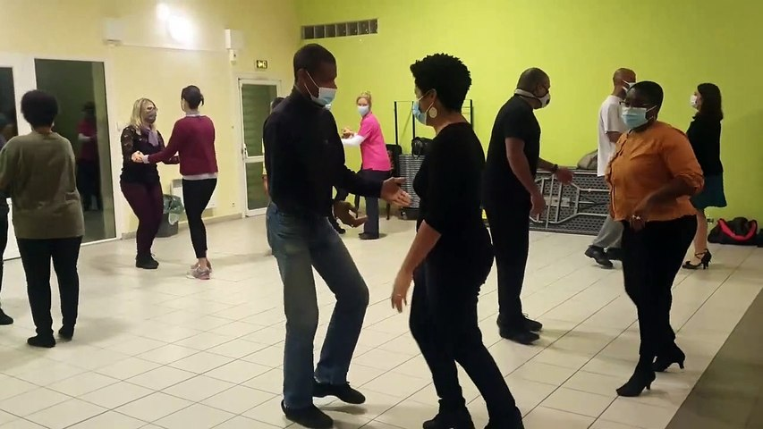 2020 - cours de Bachata au Body Moving - mardi 13 octobre by Occo Style
