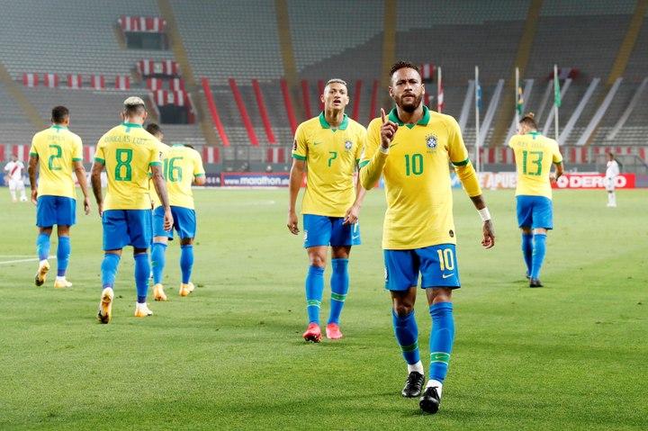 Qualifs Mondial 2022 : Le Brésil s'en sort au Pérou, Neymar voit triple !