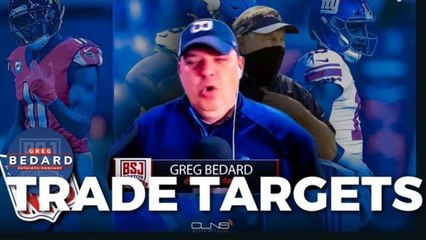 Patriots Trade Deadline Primer: Targets & Bait | Greg Bedard Patriots Podcast w/ Nick Cattles