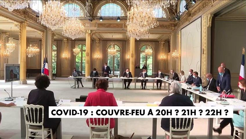Covid-19 : couvre-feu à 20h? 21h? 22?