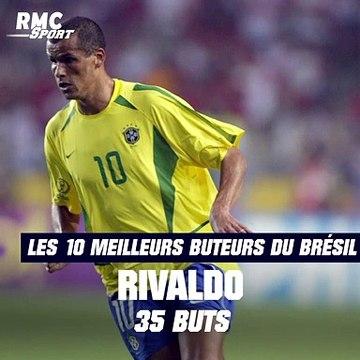 Brésil : Neymar dépasse Ronaldo et devient le 2e meilleur buteur de la sélection, le top 10