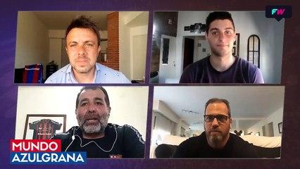 Mundo Azulgrana TV con Roly Escudero!