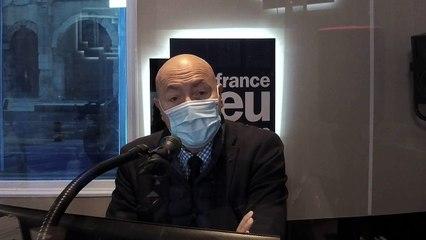 Le 7h50 d'Eric Maurel procureur de la république à Nîmes